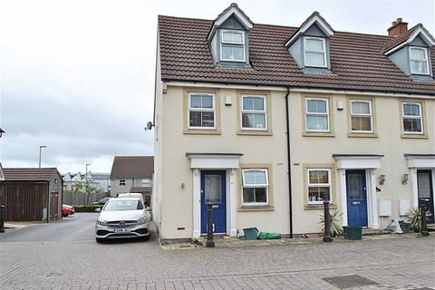 3 bedroom end of terrace house to rent - Barter Close, Kingswood, Bristol