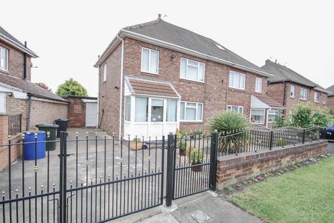 3 bedroom semi-detached house for sale - Hartside Crescent, Backworth