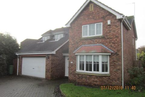 4 bedroom detached house to rent - 4 Hawthorne Rise, Hessle, HU13 0TD
