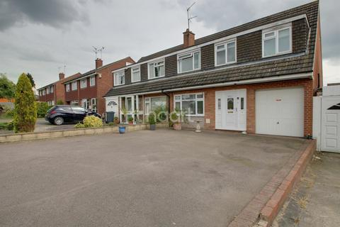 4 bedroom semi-detached house for sale - Keenan Close, Glen Parva, Leicester