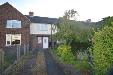 2 bedroom terraced house to rent - Abbey Road, West Bridgford