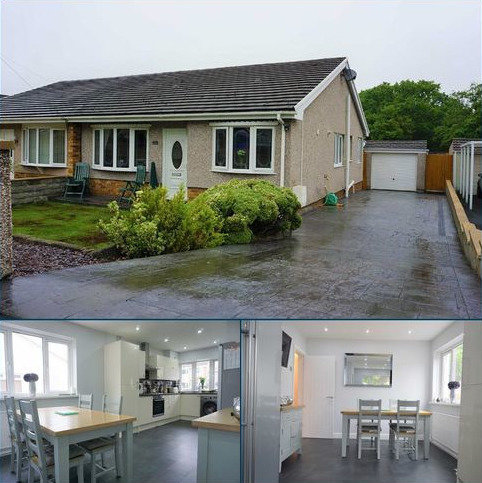 3 bedroom semi-detached bungalow for sale - Brookside, Gowerton, Swansea