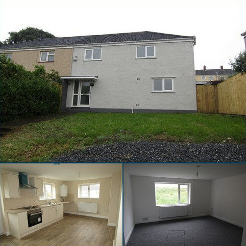 3 bedroom semi-detached house to rent - Cilgerran Place, Winch Wen, Swansea, City And County of Swansea.