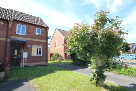 2 bedroom end of terrace house for sale - Palmers Leaze, Bradley Stoke, Bristol, BS32