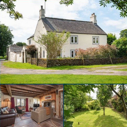 4 bedroom detached house for sale - Mason House, Maulds Meaburn, Penrith