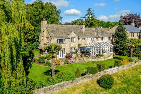 5 bedroom detached house for sale - Low Meadows, Manor Park, Scarcroft, Leeds, West Yorkshire