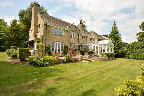 5 bedroom detached house for sale - Low Meadows, Manor Park, Scarcroft, Leeds, West Yorkshire