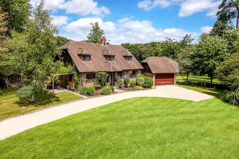 4 bedroom detached house for sale - Frilsham, Yattendon, Thatcham, Berkshire