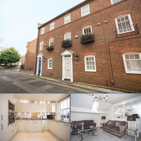 3 bedroom terraced house for sale - Barbers Gate, Old Town Poole, Poole, Dorset, BH15
