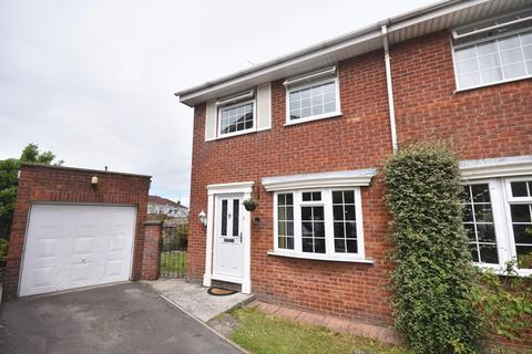 3 bedroom semi-detached house for sale - St Stephens Close Soundwell