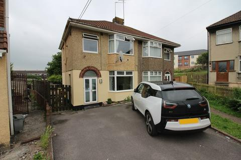 3 bedroom semi-detached house to rent - Kingsholme Road, Kingswood, Bristol