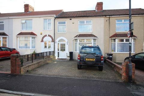 3 bedroom terraced house for sale - Glenburn Road, Kingswood, Bristol