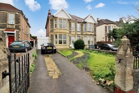 4 bedroom semi-detached house for sale - Wells Road, Knowle, Bristol