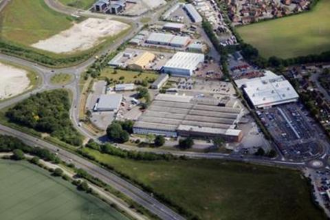 Industrial unit to rent - Unit 1, Amesbury Distribution Park, London Road, Amesbury