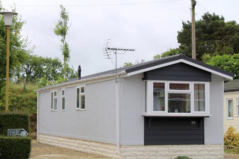 2 bedroom park home for sale - Quarry Rock Gardens, Bath