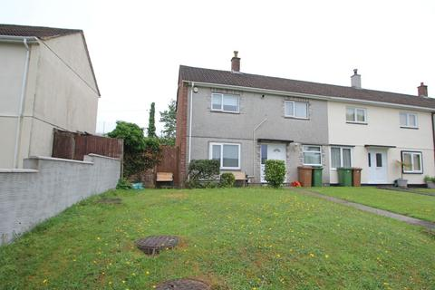 3 bedroom end of terrace house for sale - Clittaford Road, Plymouth