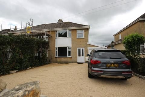 3 bedroom semi-detached house to rent - Frome Road, Bath
