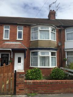 3 bedroom terraced house to rent - Welwyn Park Avenue, Hull HU6