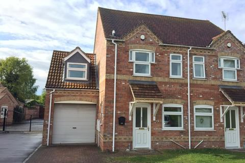 3 bedroom property to rent - Affords Way, North Hyekham, LINCOLN LN6