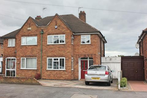 3 bedroom semi-detached house for sale - Carlton Drive, Wigston, Leicester