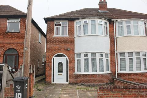 3 bedroom semi-detached house for sale - Eastwood Road, Aylestone, Leicester