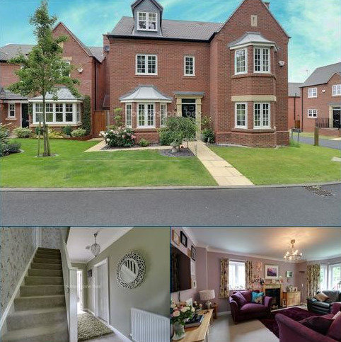 5 bedroom detached house for sale - Jarrett Walk, Muxton