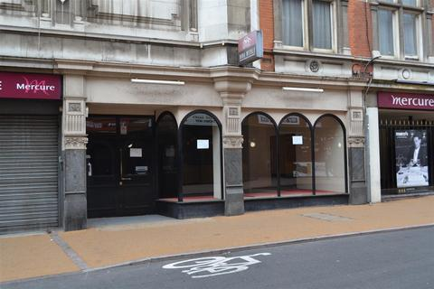 Retail property (high street) to rent - Belvoir Street, Leicester
