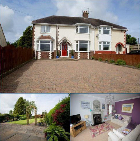 4 bedroom semi-detached house for sale - Tirmynydd Road, Three Crosses, Swansea
