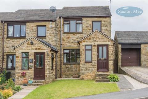 3 bedroom end of terrace house for sale - Friar Close, Stannington Village, Sheffield, S6