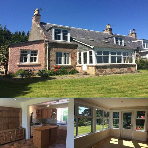 3 bedroom semi-detached house to rent - 4 Easter Suddie Cottages, Munlochy, Highland, IV8