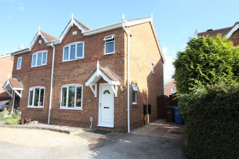 3 bedroom semi-detached house for sale - Harbour Way, Hull