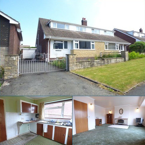 2 bedroom semi-detached bungalow for sale - Oxford Road, Llandrindod Wells, Powys