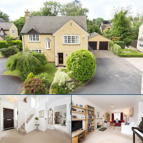4 bedroom detached house for sale - Mills Close, Broadway, Worcestershire, WR12