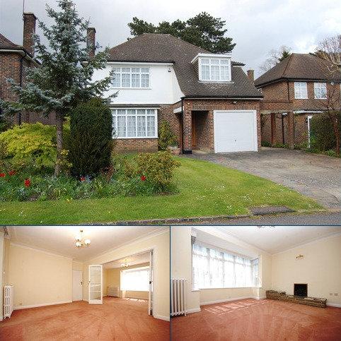 4 bedroom detached house to rent - Ravenshill Chislehurst BR7
