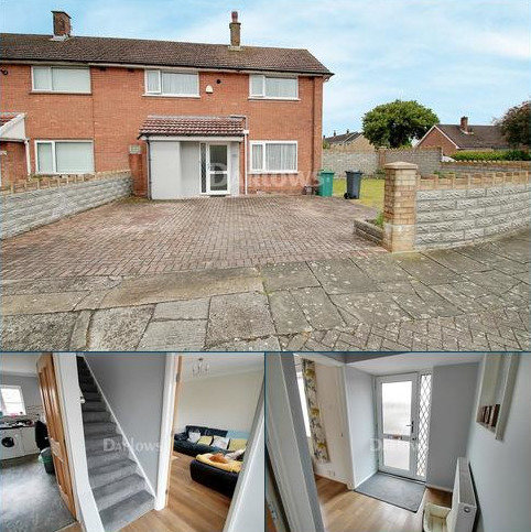 3 bedroom end of terrace house for sale - Blackmoor Place, Llanrumney, Cardiff