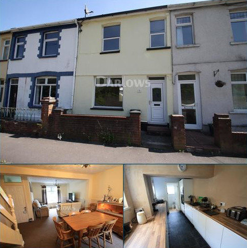 3 bedroom terraced house for sale - William Street, Cwm,Ebbe vale, Gwent