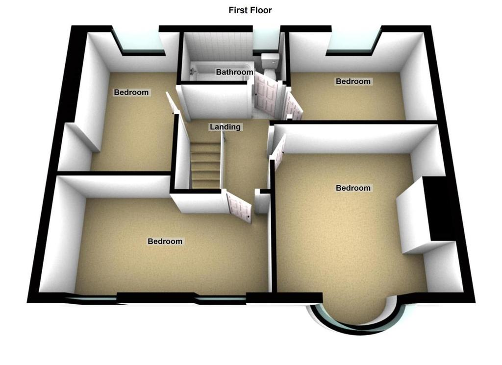 Floorplan 2 of 2: Thornley Road   Floor 1.JPG