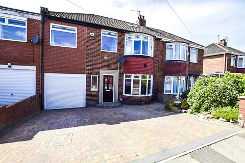 4 bedroom semi-detached house for sale - Thornley Road, Newcastle Upon Tyne
