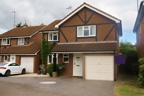 4 bedroom detached house for sale - Merrifield Close, Lower Earley, Reading, RG6 4BN