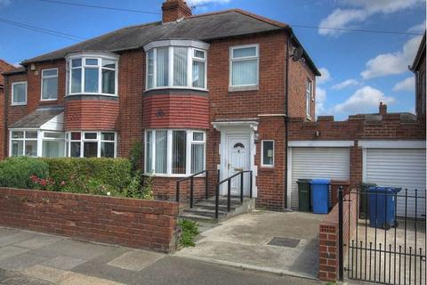 2 bedroom semi-detached house for sale - Thornley Road, Newcastle upon Tyne, Tyne and Wear, , NE5 2AS
