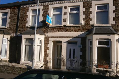 3 bedroom terraced house to rent - Cottrell Road, Cardiff