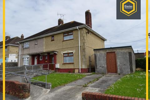 2 bedroom semi-detached house for sale - Dwyfor, Llanelli, SA14