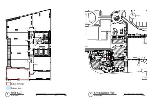 Studio for sale - 10 Park Drive, Canary Wharf