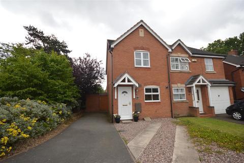 2 bedroom semi-detached house for sale - Ludworth Avenue, Marston Green, Birmingham