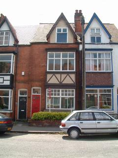 4 bedroom terraced house to rent - Hill Crest Road, Moseley, Birmingham B13