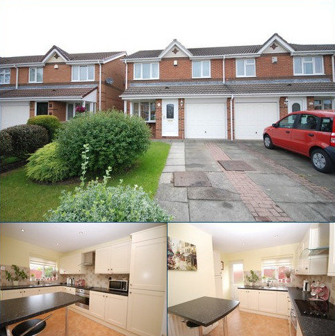3 bedroom semi-detached house for sale - Stonefold Close, Kenton