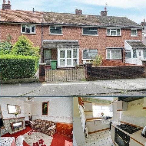3 bedroom terraced house for sale - Johnston Road, Llanishen, Cardiff, CF14