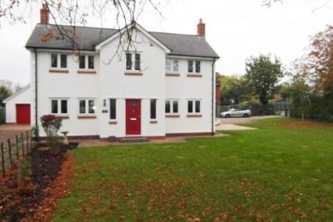 4 bedroom detached house to rent - Badgeworth road, Cheltenham GL51