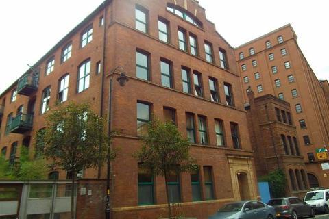 Studio to rent - Lincoln Place, 7 Hulme Street, Southern Gateway