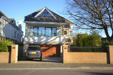 4 bedroom detached house for sale - St Clair Road, Canford Cliffs, Poole, Dorset BH13